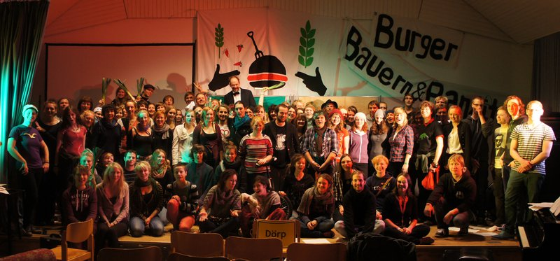 Photo Burger, Bauern & Banditen 2012