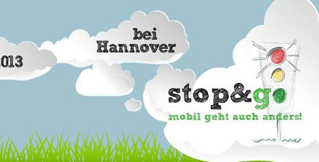 Stop and go -mobil geht auch anders