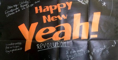 Happy New Yeah!